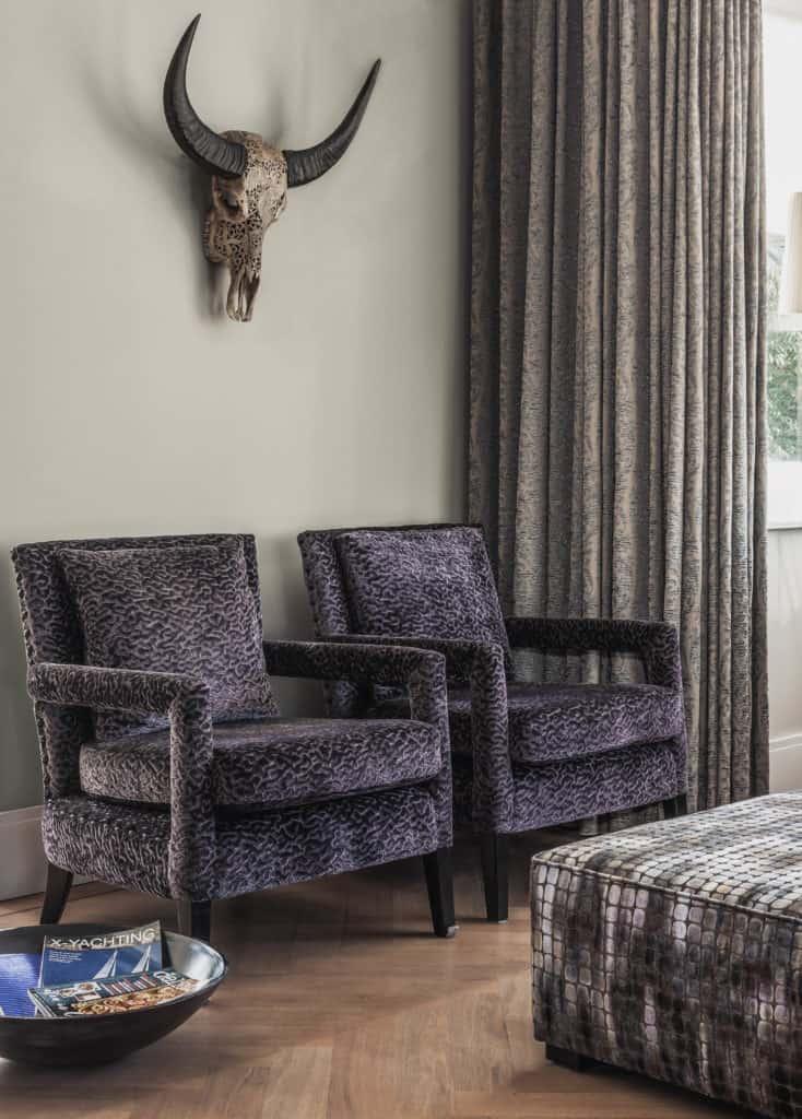 villa in zuid holland - fauteuils