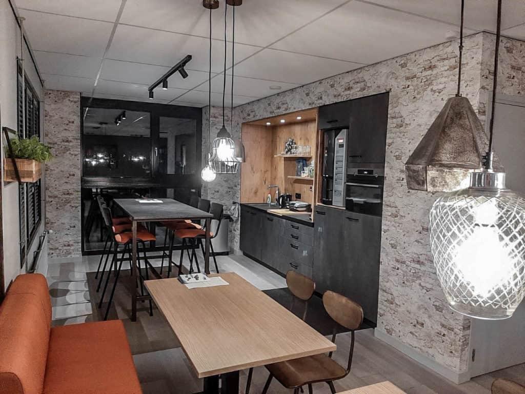 Kantine-keuken