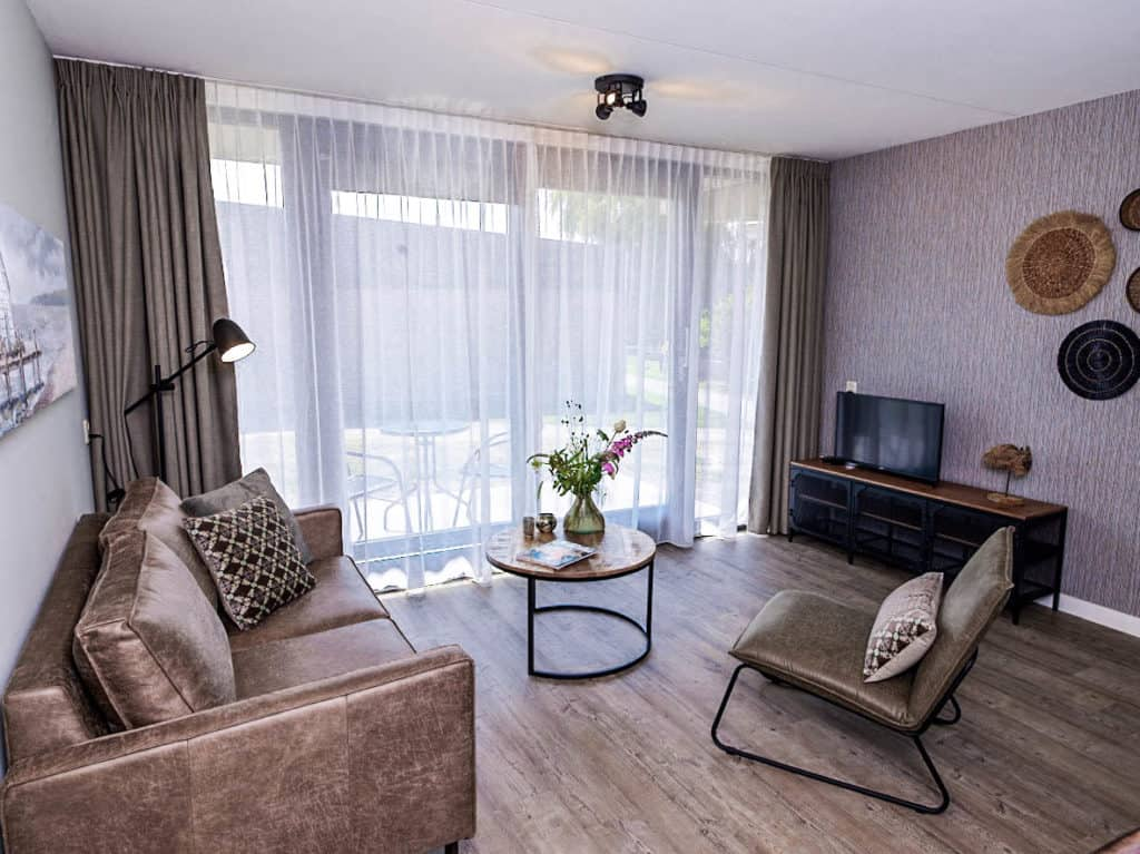 Bungalowpark - living room