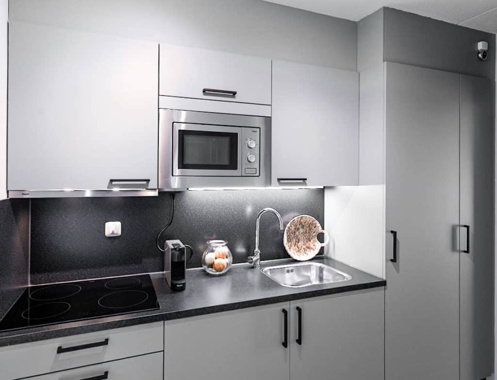 Bungalowpark - kitchen