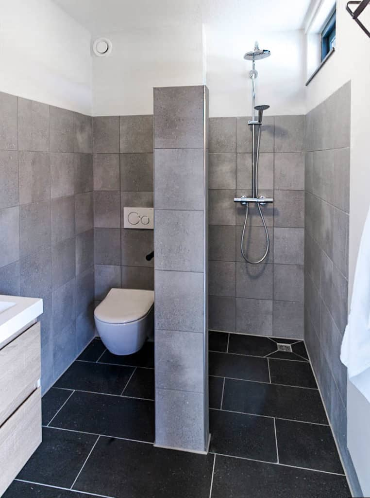 Bungalowpark - bathroom