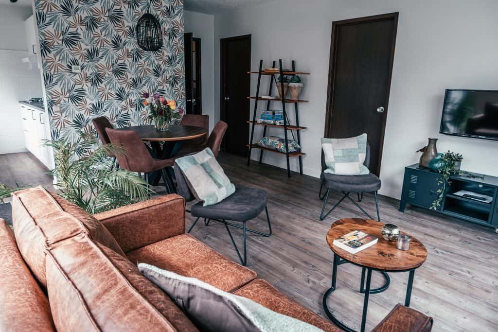 vakantiewoning salon2